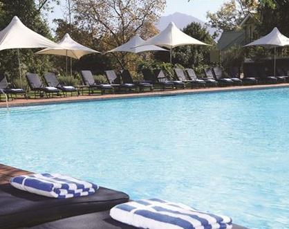 Fancourt Hotel - swimming pool