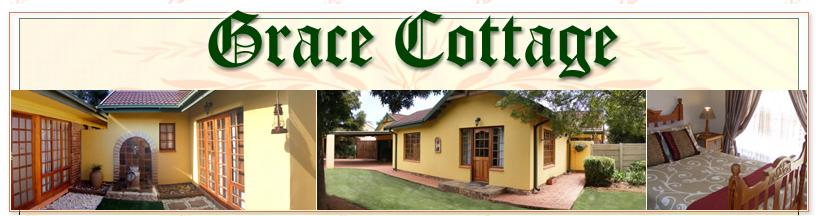 Grace Cottage - logo and main