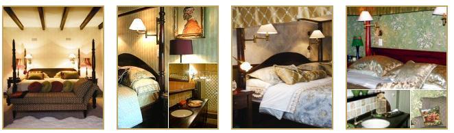 Kilmorna Manor - bedroom