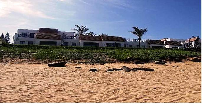 Le Paradis 18 - beach view