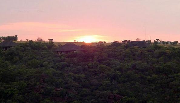 Little Eden - sunrise