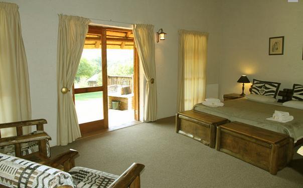 Luiperdskloof - bedroom