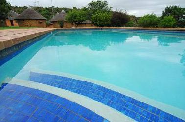 Luiperdskloof - pool