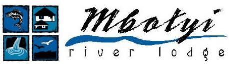 Mbotyi River Lodge - logo