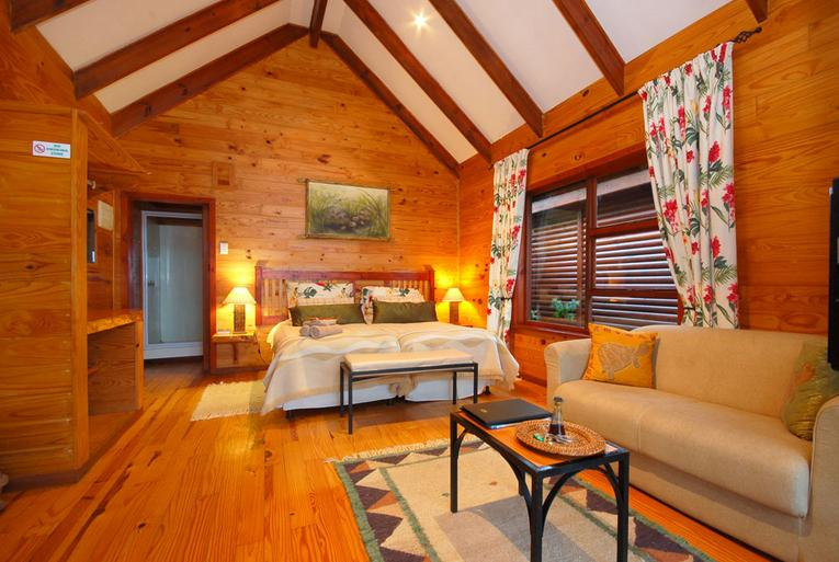 Misty Mountain Reserve - bedroom