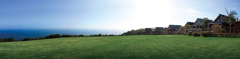 Misty Mountain Reserve - sea view