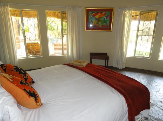 Puschke Farm - bedroom