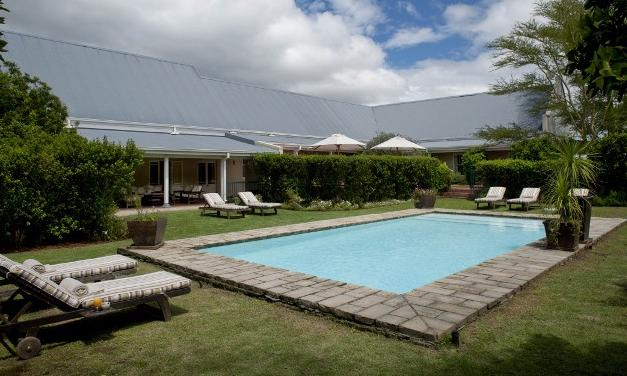 River Bend Lodge - pool