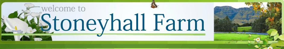 Stoneyhall Farm - logo and main