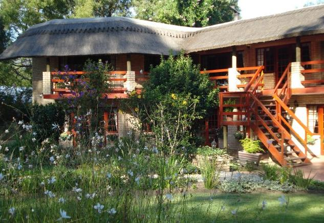 Storms River Guest Lodge - main