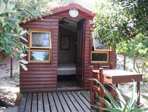 Sugar Shack - log cabin