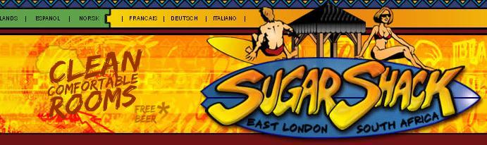 Sugar Shack - main and logo