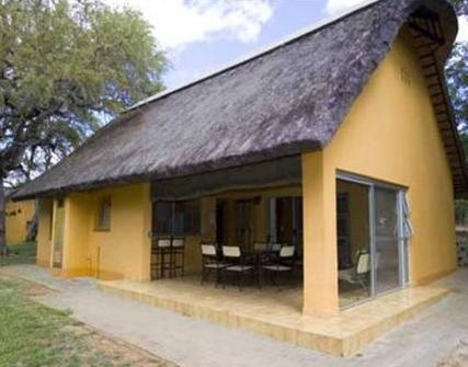 Talamati Bushveld Camp - main