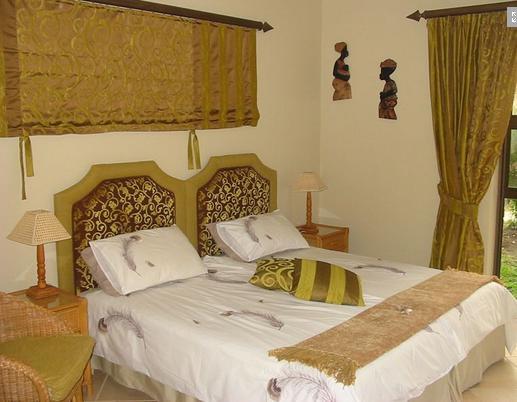 Villa Oceanview - bedroom