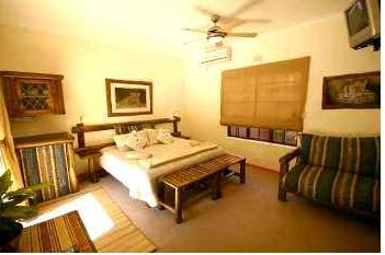 Zulani Guest House - bedroom