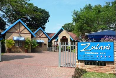 Zulani Guest House - logo