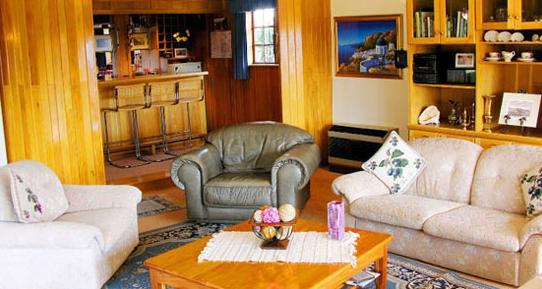 Amatola Mountain View Guest House - lounge