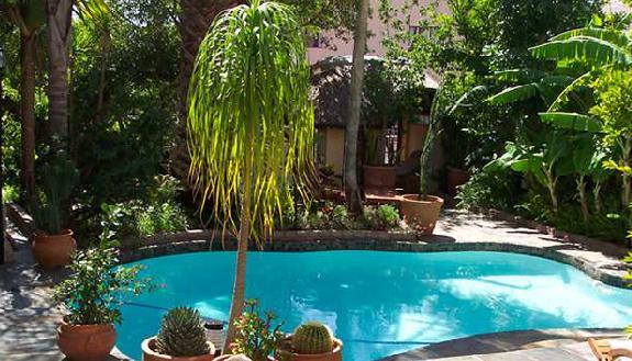Brenwin Guest House - pool