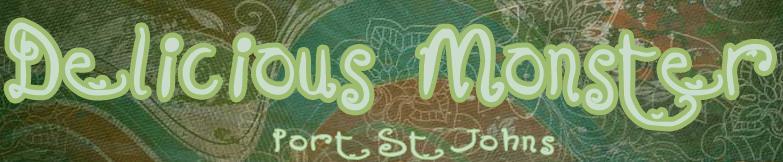 Delicious Monster - logo