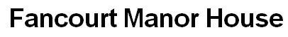 Fancourt Manor House - logo