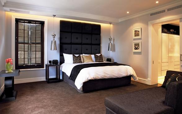 Fancourt Manor Lodge - bedroom