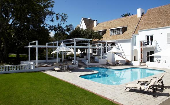 Fancourt Manor Lodge - pool