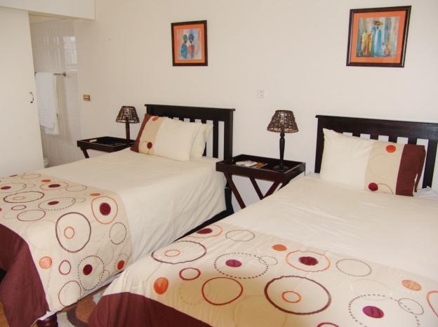 Goodfellas B&B - bedroom