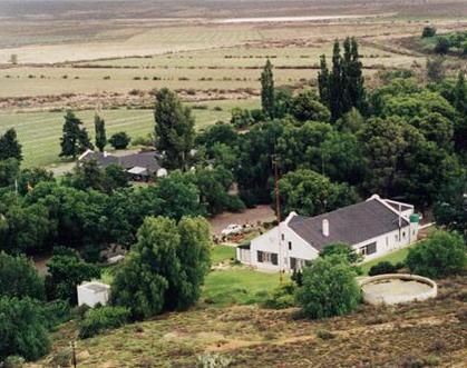 Groenvlei Guest Farm - main