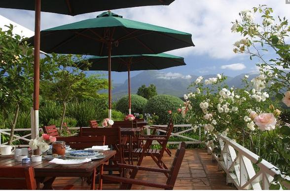 Hilltop Country Lodge - view