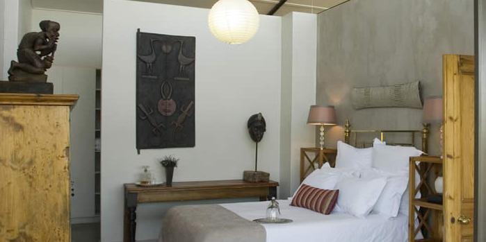 Liedjiesbos - bedroom