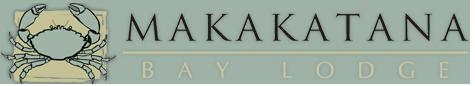 Makakatana Bay Lodge - logo