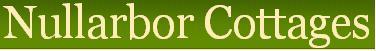 Nullabor Cottages - logo