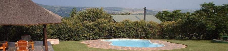 Nullabor Cottages - pool