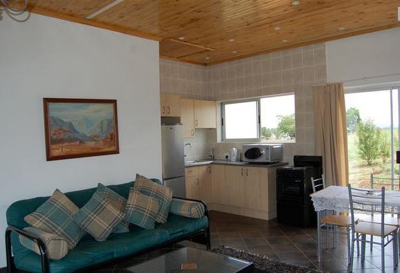 Nullarbor Cottages - lounge