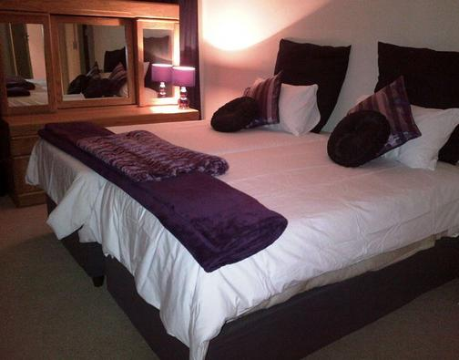 Number 52 Blakeway - bedroom