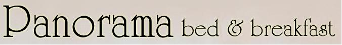 Panorama Bed and Breakfast - logo