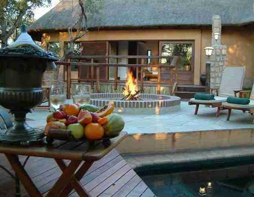 Shumbalala Game Lodge - main