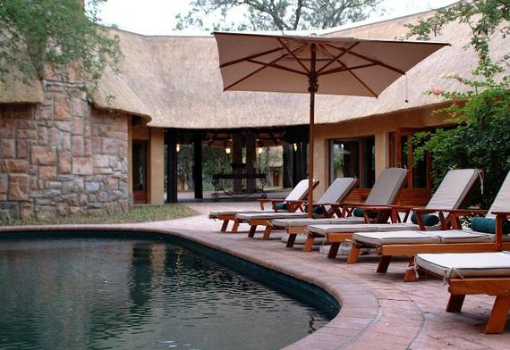 Shumbalala Game Lodge - pool
