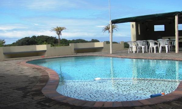 The Haven Hotel - pool