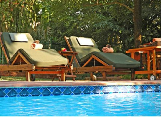 Tzaneen Country Lodge - pool