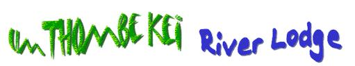 UmThombe Kei River Lodge - logo