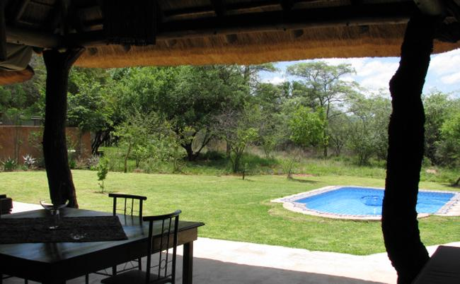 Waterberg Rest - swimming pool