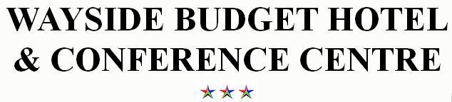 Wayside Budget Hotel - logo