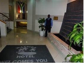 Wayside Hotel - entrance