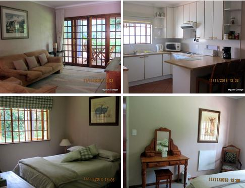 Mguchi Cottage - interior
