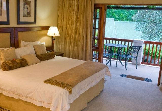 Rivonia Bed & Breakfast - beautiful bedroom