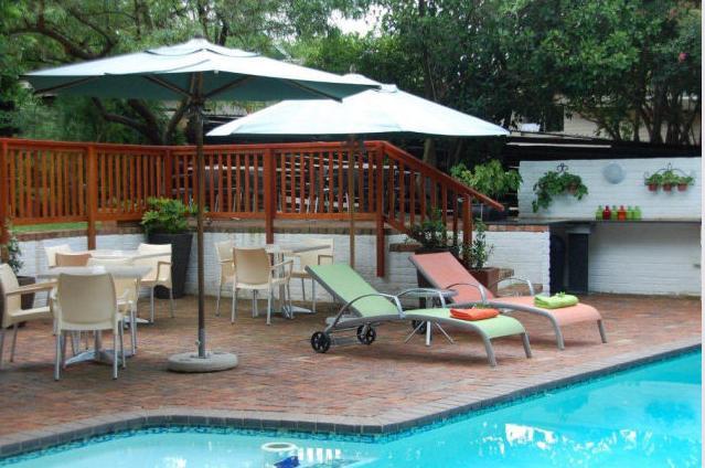 Rivonia Bed & Breakfast - pool