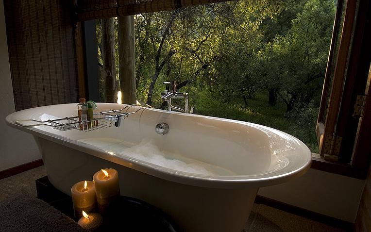 Rundu Bundu - bathroom