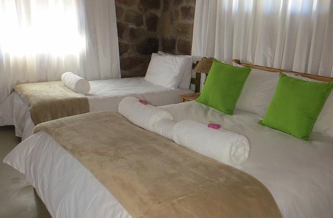 Shondoro Mountain Retreat - bedroom
