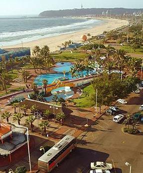 Tropicana Hotel - view